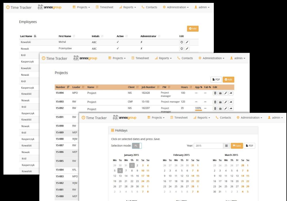 Dedykowana aplikacje internetowa dla biur z Katowic i Krakowa