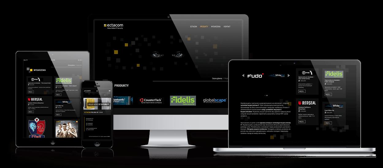 Presentation of the Ectacom website
